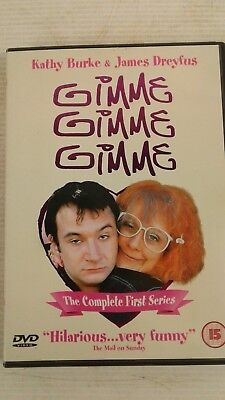 Gimme Gimme Gimme - The Complete First TV Series DVD season 1 Kathy Burke