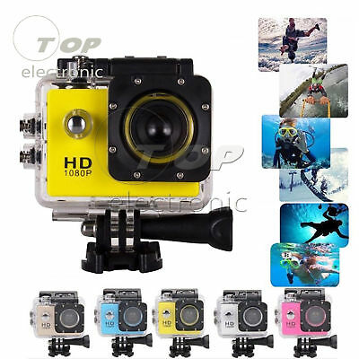 SJ4000 1080P HD 1080P DV Sports Recorder Waterproof Action Camera Camcorde