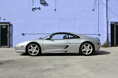 1995 355 Berlinetta Berlinetta 1995 Ferrari 355 Berlinetta Berlinetta 28,637 Miles Argento Nurburgring Coupe 3.