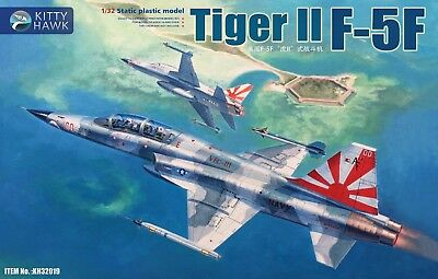 Kitty Hawk 1/32 32019 F-5F Tiger II
