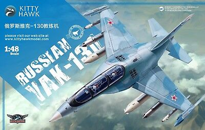 Kitty Hawk 1/48 80157 Russian Yak-130