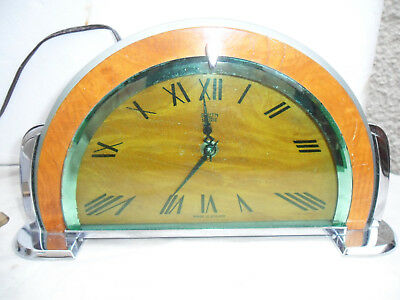 Smiths Sectric 1930s/40s mains electric clock. (for repair)