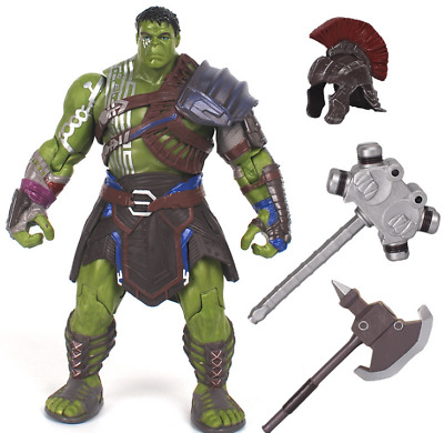 Hot Incredible Hulk Krieger Thor Action Figur Comic Marvel Avengers Film Figuren