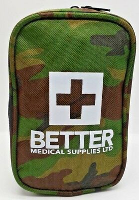 Builders 60 Piece First Aid Kit | Medical Box  | Bandages | Refill Uk Free Post
