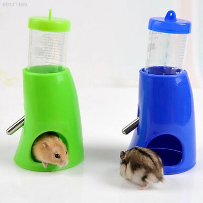 C03C 80ml Hamster Rabbit Drink Water Bottle Cooling Room House Detachable Toy