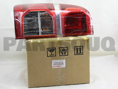 815600K170 Genuine Toyota LAMP ASSY, REAR COMBINATION, LH 81560-0K170