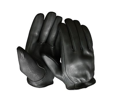 Churchill Classic Short Wrist Mens Motorcycle Gloves