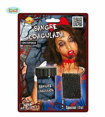 Sangue Coaugulato Halloween Horror Vampiro Zombie Horror Make up Nuovo Cosplay
