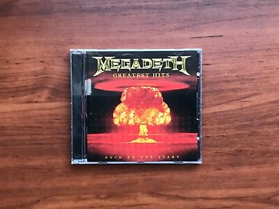 Greatest Hits by Megadeth (CD, 2005, Capitol Records)