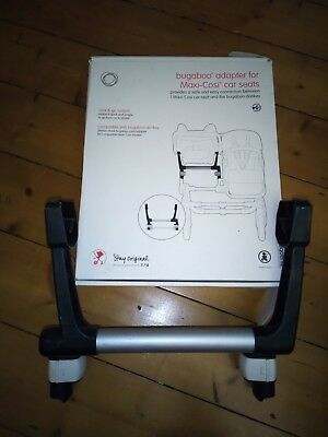 Bugaboo Donkey Maxi Cosi Car Seat Adaptor Single