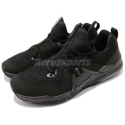 057e0c6e67801d Nike Zoom Train Command Triple Black Men Cross Training Shoes Sneaker 922478 -004
