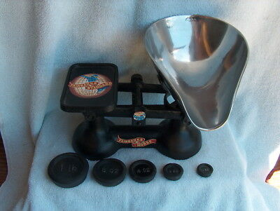 vintage fairbanks candy scale