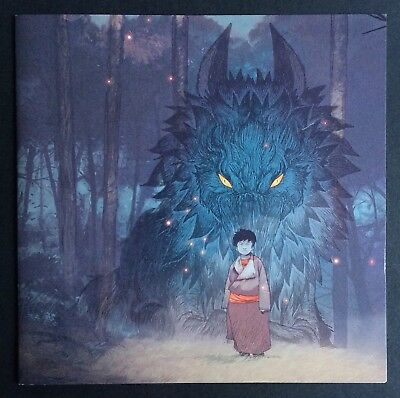 CARRION Temujin Greeting card 2012 Illustrated for Daniel Maghen Mint