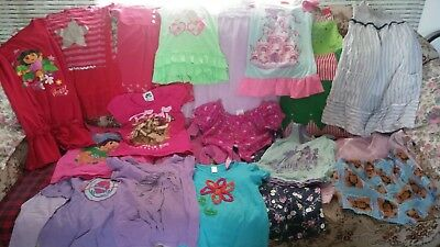 Bulk Lot Of Girls Clothes Size 6