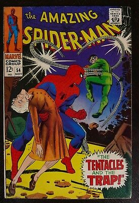 Amazing Spider-Man #54 Doctor Octopus Appearance