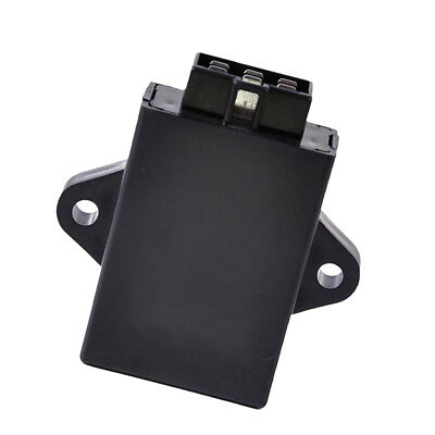 High Performance 6 Pins CDI Module Box Unit for Suzuki GN250 - Black