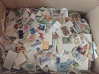 5000 random stamps out of my stock of 50.000.000 stamps, read the advert please