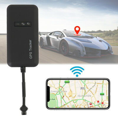 Realtime Car GPS GSM Tracker Locator Vehicle/Van Personal Tracking Device CA