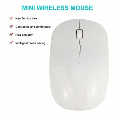 Maikou 2.4G Wireless Optical Mouse Rechargeable PC Computer Mouse Warmer OR