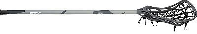 (Grey) - STX Lacrosse Women's Fortress 300 Complete Stick with Head. Huge Saving