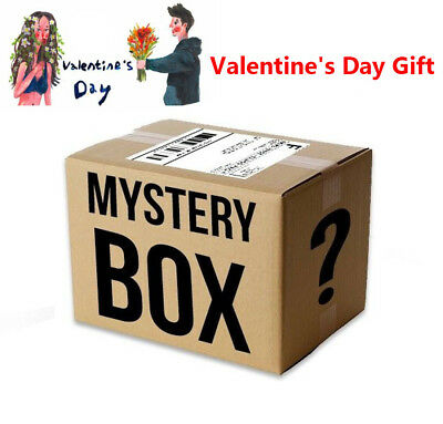 Mysteries Box!  All New! Electronics Accessories! Xmas Gift - Anything possible!