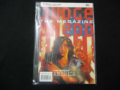Judge Dredd Megazine volume 1 issue 7 VGC (LOT#2551)