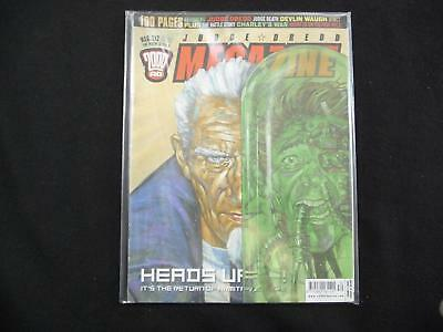 Judge Dredd Megazine volume 5  issue 212 (LOT#2905)