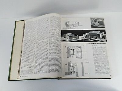Architectural Design Book, 1957 (12 issues in one year book)