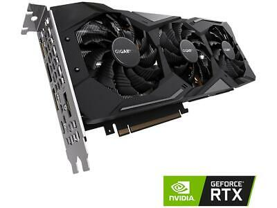 GIGABYTE GeForce RTX 2070 DirectX 12 GV-N2070GAMING-8GC 8GB 256-Bit GDDR6 PCI Ex