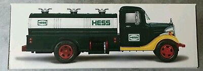 2018 Collector's Edition First HESS Truck Toy LIMITED 85th Anniversary SOLD OUT
