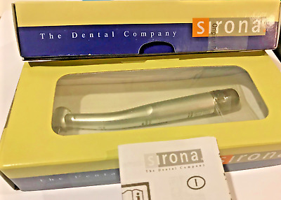 Sirona T3 Racer High Speed Handpiece (Fiber/Non-Fiber) Optic Standard Push 4Hole