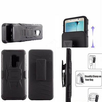 New Heavy Duty Shockproof Full Body Protection Shell Case Belt Clip Holster