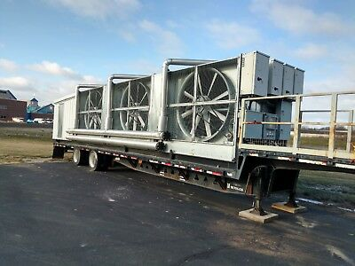 390 ton closed loop BAC Cooling Tower, Trailer Unit