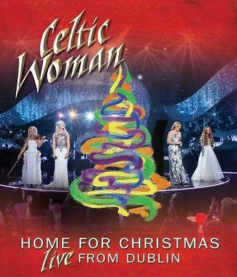 Home for Christmas: Live from Dublin - Woman Celtic DVD-STANDARD===NEW
