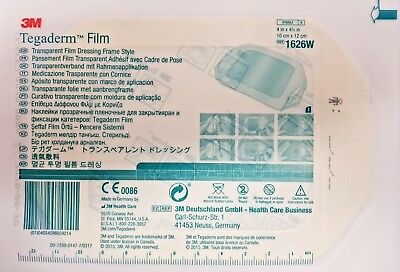 Waterproof Tegaderm   Post-Op   Wound Film Dressing I Fast & Free Delivery   Uk