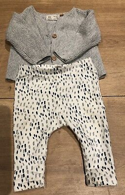 Zara / White Company baby boy clothes 0-3 months. Great Condition.