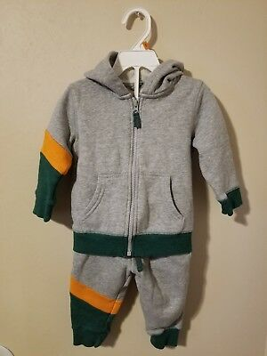 Cat &jack Gray 18 Month Sweat Suit
