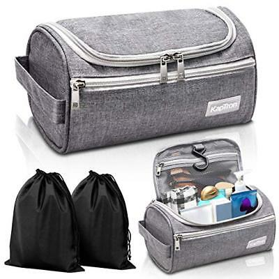 6d1a92a33623 LARGE HANGING TOILETRY Bag Travel Organizer Pouch Makeup Cosmetic Men Women
