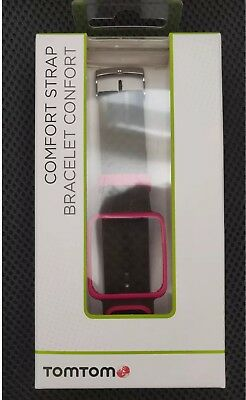 Genuine TomTom Comfort Strap Runner GPS And Multi-Sport Watch
