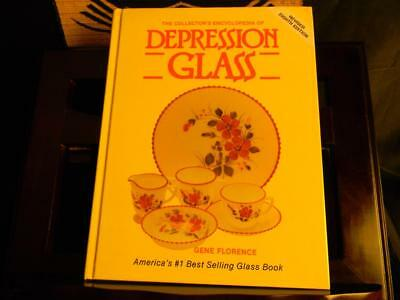 The Collector's Encyclopedia of Depression Glass by Gene Florence Eighth Edition