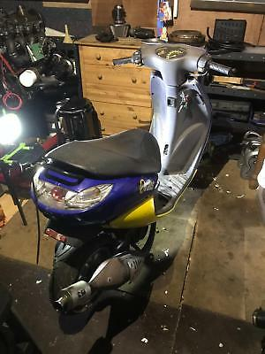Peugeot moped 50cc. Pit Moped. Track / Field Bike. (Spares and Repair)