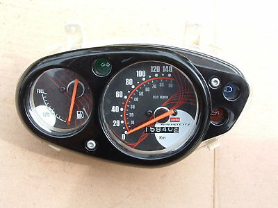 Aprilia Sport City One 125 Instrument Panel