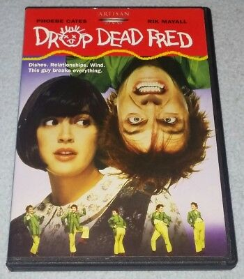 Drop Dead Fred DVD *super RARE oop