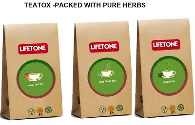 20 Day Deatox Tea,UK,Packed with pure herbs,20Teabags