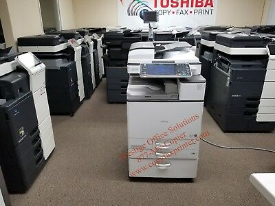 Ricoh Aficio MP C3503 Color Copier. Meter only 6k
