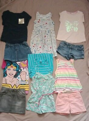 Girls Clothes Size 7 Bulk Pack With 11 Pieces Inc Gap And H&M
