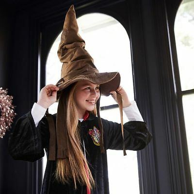 NEW Harry Potter Real Talking Sorting Hat