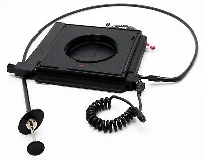 Mint! Sinar Copal F4 DB Auto Aperture Shutter + Cable Release + Syn. Cord