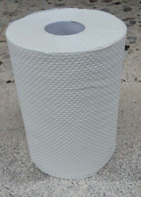 Paper Hand Roll Towel Perforated, Kitchen Roll Towel 2ply 60M,16 rolls ctn