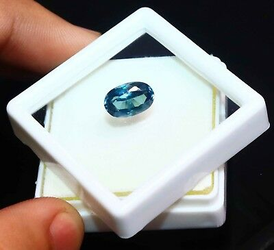 4.30 Ct Certified Natural Amazing Oval Cut Color Changing Alexandrite Gems BQ291